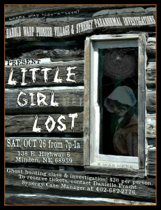 553643 560721830644357 639557910 n 231x300 Little Girl Lost   Oct 26th