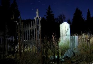 cemetary 637431 m Paranormal Team Explores Life After Death In North Florida