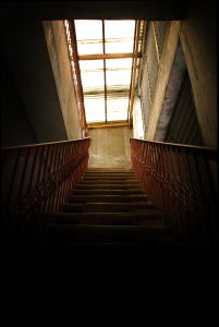 mysterious stairs 548846 m Paranormal Team to Tour Simpkins